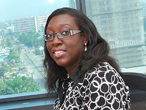 Ivana Akaraiwe, Deepwater Contracts Manager